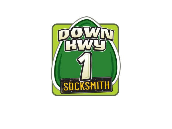 Down HWY 1 Logo
