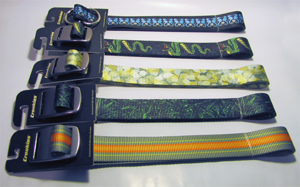 Croakies Belt Graphics