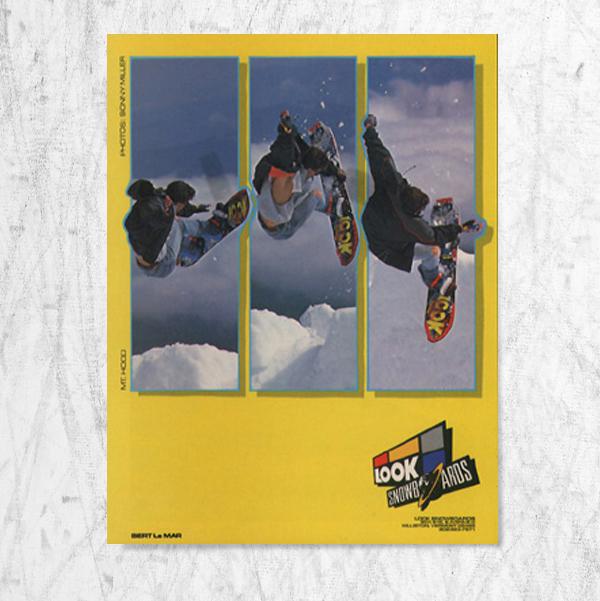 Look Snowboards Ad
