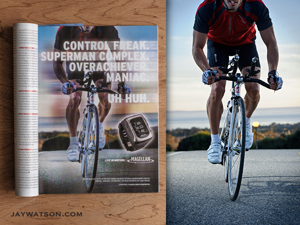 Magellan Switch Bike Ad