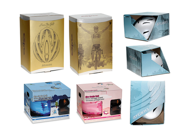 Giro Bike Helmet Box
