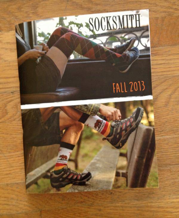 Socksmith Design Catalog cover