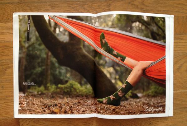 Socksmith Design Catalog Spread