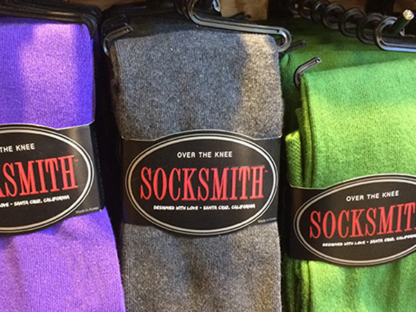 Socksmith Socks Packaging