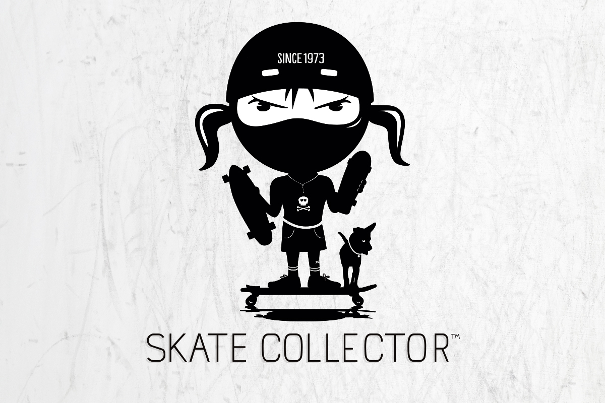 Skate Collector logo