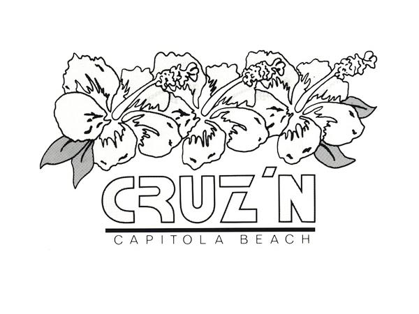 Cruz Capitola Beach Logo