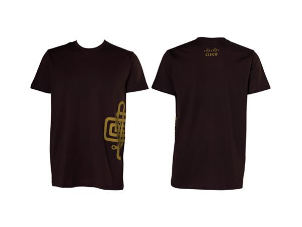 Cisco t-shirt Design Trigger Lab Studios