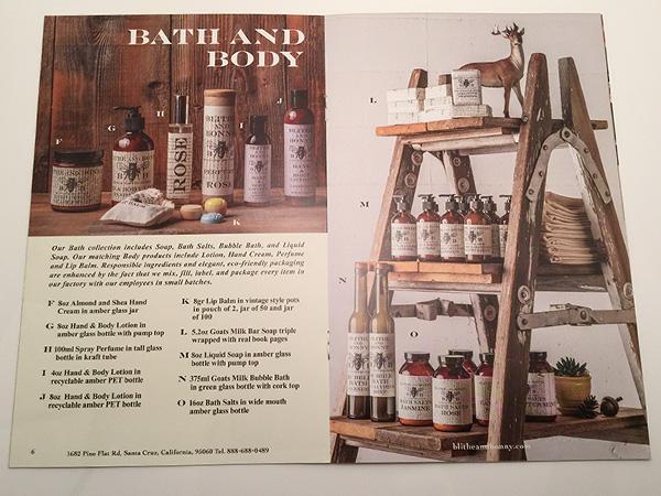 Blithe and Bonny Catalog